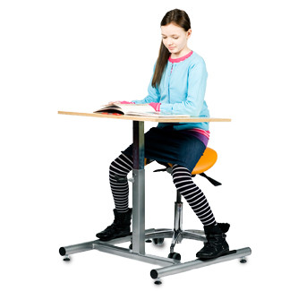 Classroom -Salli Saddle Chair