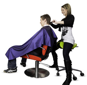 Hair salon - Salli Saddle Chair